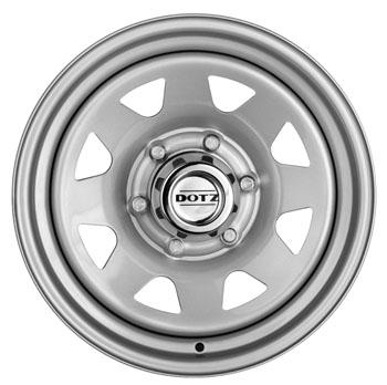 OCEL disk DOTZ 4x4 Dakar 7x15 6/139,7/110 ET12 FIX