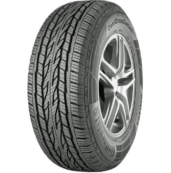 275/60R20 119H XL ContiCrossContact LX 2 (DOT 16) FR BSW M+S CONTINENTAL