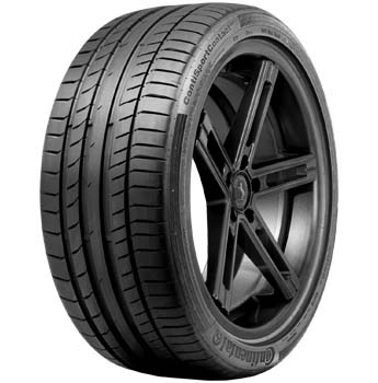 225/35R20 ZR XL ContiSportContact 5P (DOT 14) FR CONTINENTAL