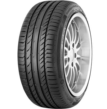 255/55R18 109H XL ContiSportContact 5 SUV * SSR (DOT 15) CONTINENTAL