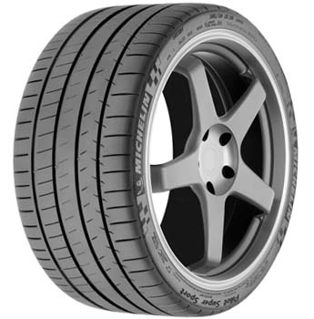 255/40R19 ZR (100Y) XL Pilot Super Sport (DOT 14) MICHELIN
