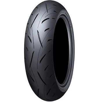 180/55R17 ZR (73W) Sportmax RoadSport 2 rear TL DUNLOP NOVINKA